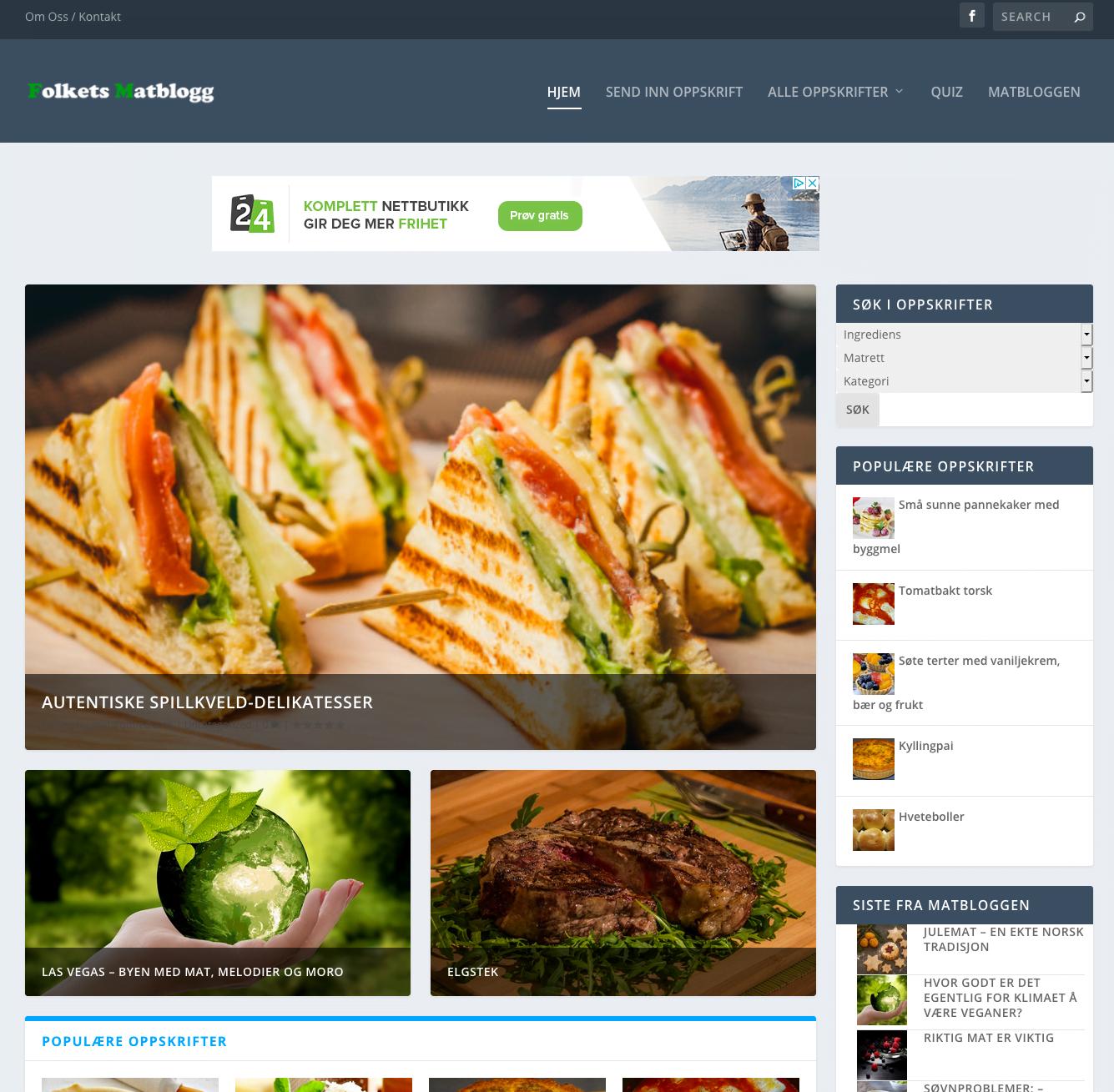 folkets matblogg